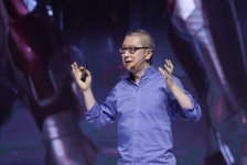 Gu Yongqiang: The VR Content Sector Is Just Like The Video Industry Ten Years Ago